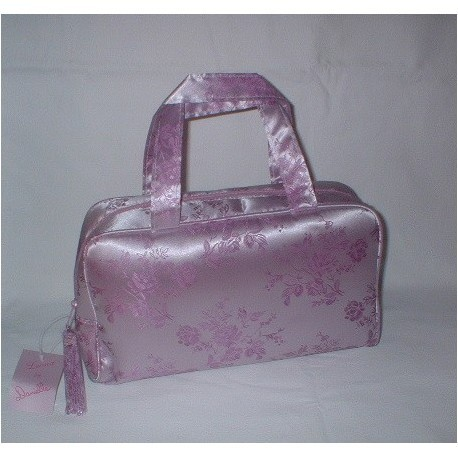 Trousse toilette rose \