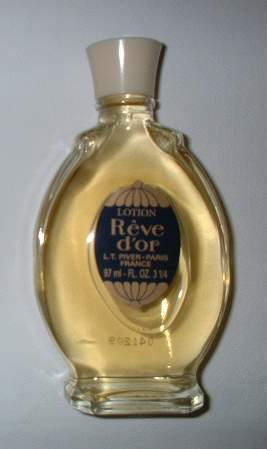 "L.T. Piver Lotion ""Rêve d'Or"" 97ml"