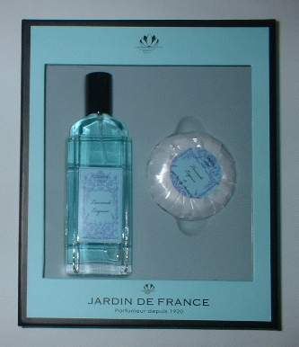 "Jardin De France Coffret Cologne ""Lavande Exquise"""