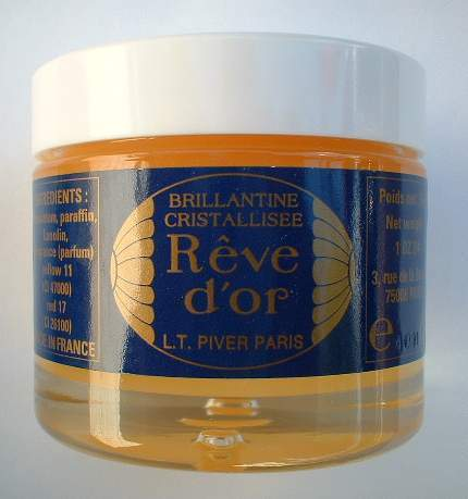 "L.T. PIVER Brillantine ""Rêve d'Or"""